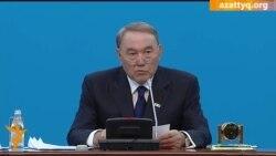 Назарбаев: Ресей ұшағы Түркияға шабуылдаған жоқ