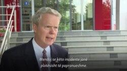 Delawie dënon incidentet në Kosovë