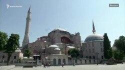 Турция: Айя-София вновь станет мечетью? (видео)