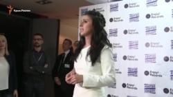 Джамала выступила с сольным концертом в Киеве (видео)