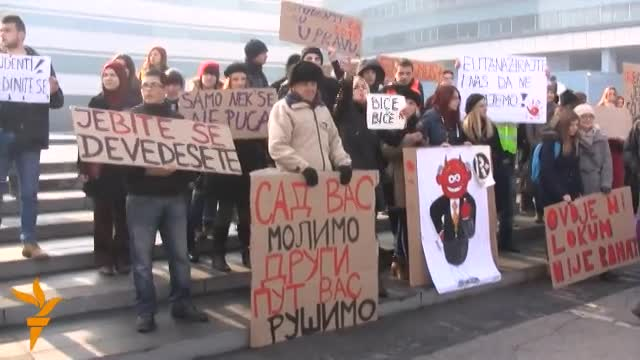 Studentska R(evolucija) u BiH: Tražimo bolje sutra za sve nas