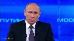 Путин о народном мемориале Борису Немцову
