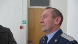 Суд над Юзепчуком: камэнтар пракурора