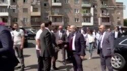 Örmény politikusok szavaznak