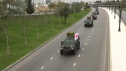 Силам обороны Грузии переданы бронемашины «Дидгори»