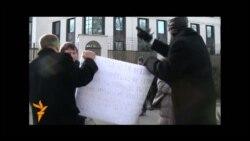 În actualitate - Protest la Chișinău