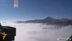 Азербайджанские ВС cбили вертолет ВВС Карабаха