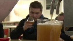 Американцы подсадили Россию на крафтовое пиво