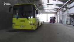 Ош: жаңы автобустардын көйгөйү