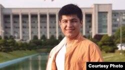 O'zbekistonlik bloger va jurnalist Zafar Solijonov.