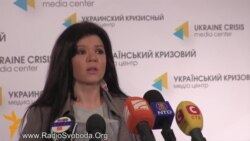 Перехідна влада сьогодні не чує Майдан – Руслана