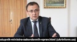 Василь Бондар, заступник міністра закордонних справ України