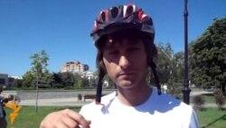 З Києва до Львова вирушає донецька експедиція на роликах і велосипеді