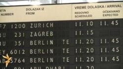 Avionom ponovo od Beograda do Zagreba