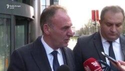 Limaj dhe Ahmeti flasin pas takimit në Bruksel