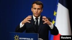 امانویل مکرون، رئیس جمهور فرانسه