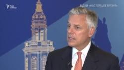 Посол США: Росія мусить вирішити проблеми, через які запроваджені санкції (відео)