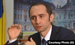 Alin Nica, președintele Consiliului Județean