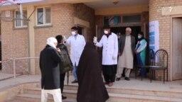 یک مورد مثبت ابتلا به ویروس کرونا در ولایت غربی هرات