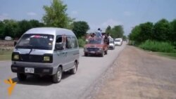 Peace Rally in Jamrud