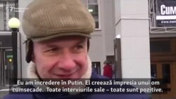 """Este Putin un politician corupt?"""