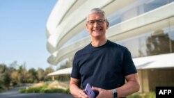 Shefi ekzekutiv i kompanisë Apple, Tim Cook.
