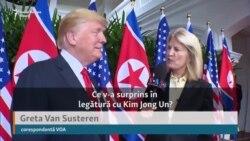 Donald Trump la Vocea Americii despre convorbirile cu Kim Jong Un