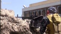 Iraqi Troops Battle IS Militants House-To-House In Mosul