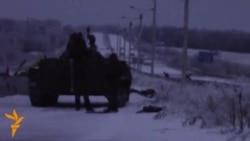 Бои на востоке Украины