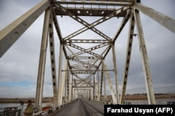 The Dustlik (Friendship) Bridge is a gateway for much of Europe and Asia to trade with Afghanistan.