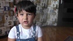 """5 yaşlı Dilbər:""""Müəllimə dilimin üstünü qopardı"""""""