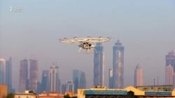 Озмоиши таксии ҳавоӣ дар Дубай