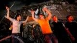 Палестинците го слават примирјето, Израелците воздржани