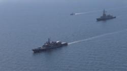 Black Sea Tensions Rise Amid NATO, Russian Exercises