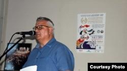 Милчо Јовановски, автор на Монографијата за Балкански фестивал на народни песни и игри