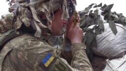 Військових обстрілюють із цивільних об'єктів під Горлівкою (відео)