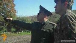 Դիտարկում հայ–ադրբեջանական սահմանում