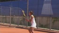 Зарина Дияс Prague Open турнирінде