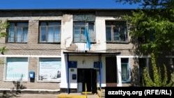 Акимат сельского округа Турген. Акмолинская область, 13 мая 2021 года.