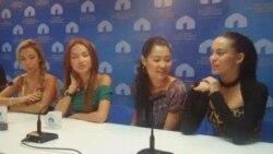 Концерт группы FM в Бишкеке