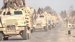 Islamic State Militants Pushed Out Of Strategic Iraqi City