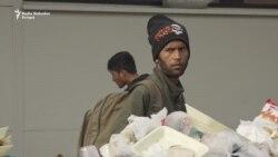 U Ljubačama migrante ne žele