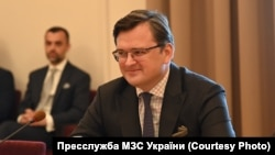 Ukraina Tış işler naziri Dmıtro Kuleba