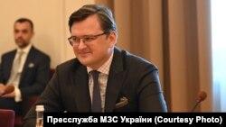 Глава МЗС України Дмитро Кулеба