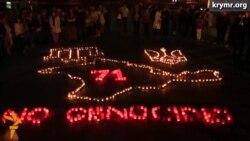 Свечи на Майдане