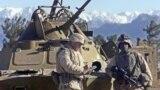 TIMELINE AFGHANISTAN: AFGHANISTAN-US-ATTACKS-ENDURING FREEDOM-US SOLDIERS-GUARD