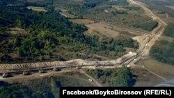 Газопроводът до Сърбия трябва да е готов преди Коледа тази година