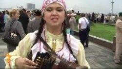 Татарстан суверенитет көнен бәйрәм итте