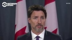 Justin Trudeau: «Ukraina uçağını İran raketası tüşürdi» (video)