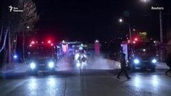 Ежедневная дезинфекция улиц Тбилиси